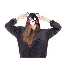 Купить Кигуруми черный медведь Kumamoto