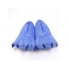 Тапочки для кигуруми синие