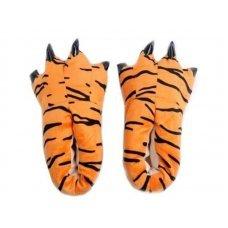 """Тапочки для кигуруми """"тигр"""""""