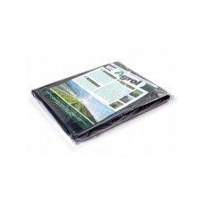 Спанбонд №60 UV черный (МУЛЬЧА) Для защиты от сорняков (шир. 1,6х10)