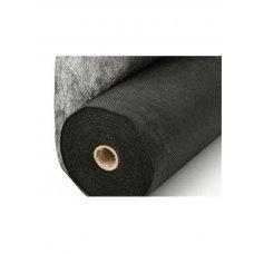 Спанбонд №60 UV черный (МУЛЬЧА) Для защиты от сорняков (шир. 1,6)