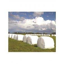 Стрейтч пленка для упаковки рулонов сенажа 25мкм (500мм/1800м) (агрострейч)