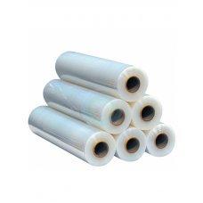 Стретч-пленка 17мкм 500мм (2 кг, 300 м.пог) Продажа от упаковки от 6шт