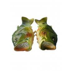 Тапочки Рыбашаг зеленые