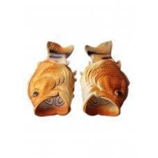 Тапочки Рыбашаг оранжевые