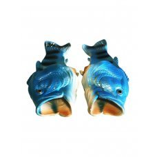 Тапочки Рыбашаг голубые