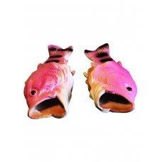Тапочки Рыбашаг розовые