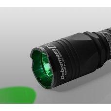 Armytek Dobermann (зелёный свет)